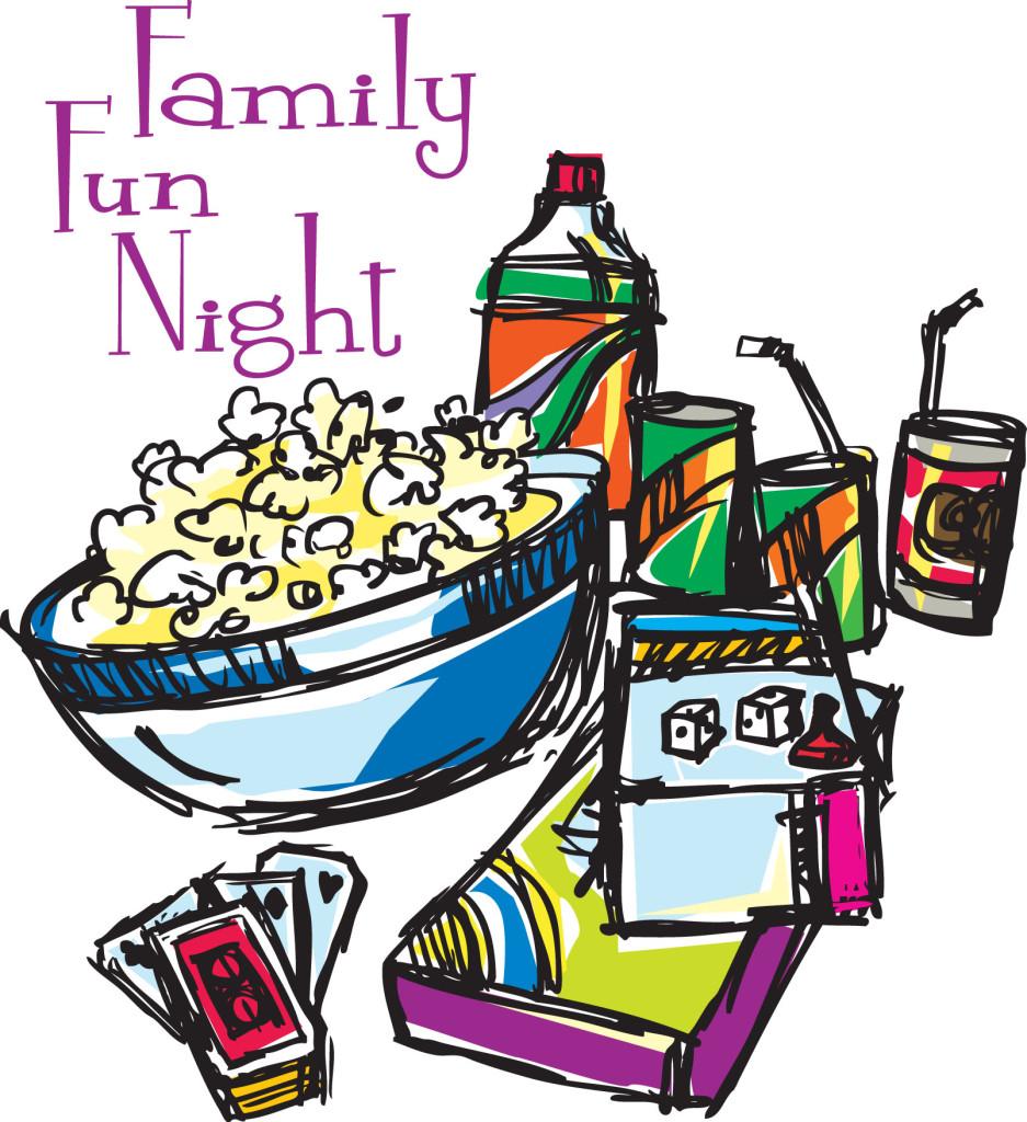 free family fun night clipart - photo #18