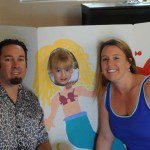 A Letter to My 4 Year Old on Her Birthday…