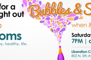 bubbles and sweets may 3