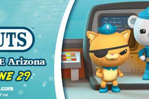 Octonauts, Sea Life Arizona, Sea Life Aquarium, #SLAZoctonauts, POGO Pass