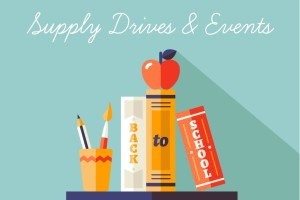 North Phoenix Moms Blog - Phoenix area Back to School Supply Drives