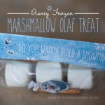 Foodie Friday: Disney's Frozen – Marshmallow Olaf Treats