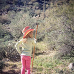 Little Hikers, Happy Trails : Kids Guide to AZ Outdoors