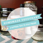 Homemade Deodorant: A Natural Way to Stay Fresh!