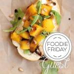 Foodie Friday: Honey Roasted Pumpkin Crostini