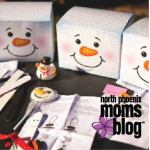 Happy Hostess: Snowman Kids Craft Playdate