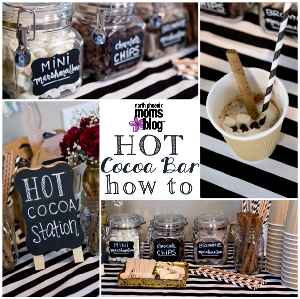 North Phoenix Moms Blog - Hot Cocoa How To