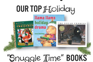 North Valley Moms Blog - Our Top Holiday Snuggle Time Books Thumbnail