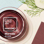 STYLE: Pantone's Color of the Year…Marsala