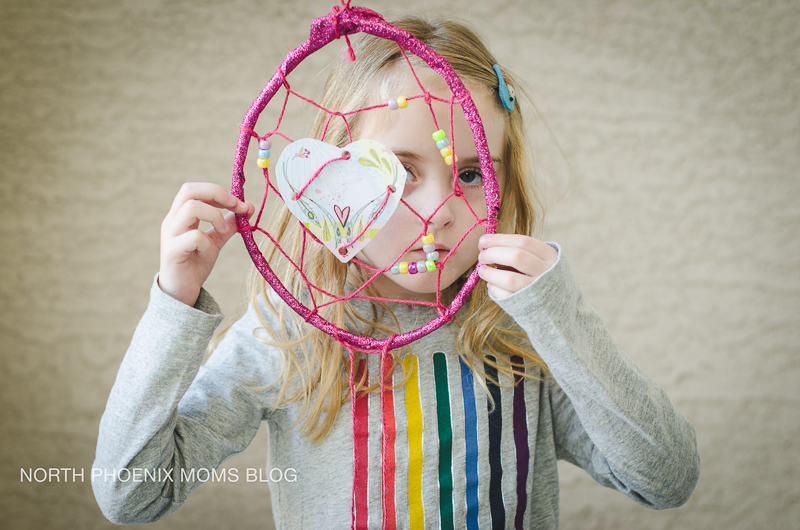 Kids Dreamcatcher Activity Amazing Children's Dream Catcher