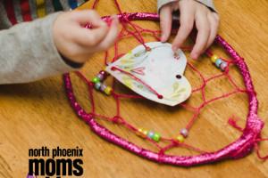 North Phoenix Moms Blog_dreamcatcher craft thumbnail