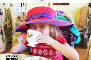 North Phoenix Moms - Local Living- English Rose Tea Room