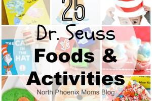 25 Dr. Seuss Food & Activities