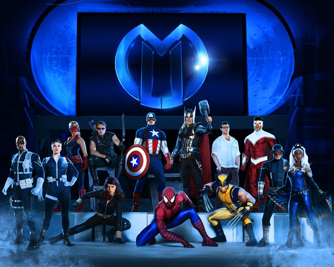Marvel Universe Live - North Phoenix Moms Blog 001