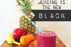 North Phoenix Moms Blog - Juicing Is The New Black