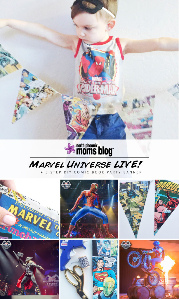 North-Phoenix-Moms-Blog-Marvel-Universe-LIVE-Comic-Book-DIY