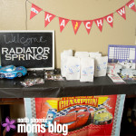 Happy Hostess: Disney Side Cars Party