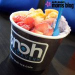 Foodie Friday: Cool Down with some SNOH