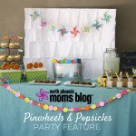 Pinwheels and Popsicles {Party}