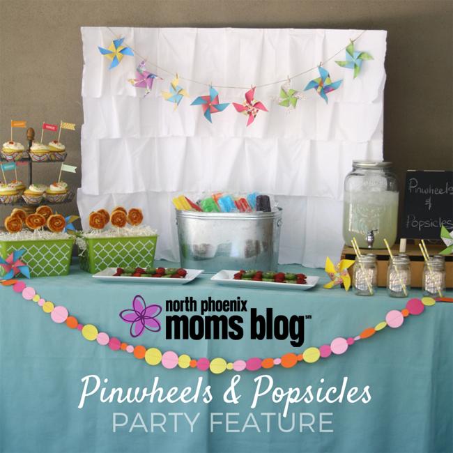 North Phoenix Moms Blog - Pinwheels and Popsicles - Mindy Alyse Celebrations 001