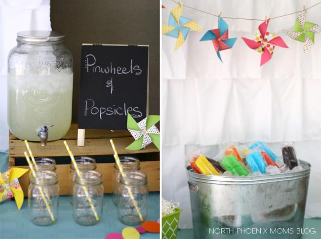 North Phoenix Moms Blog - Pinwheels and Popsicles - Mindy Alyse Celebrations 002