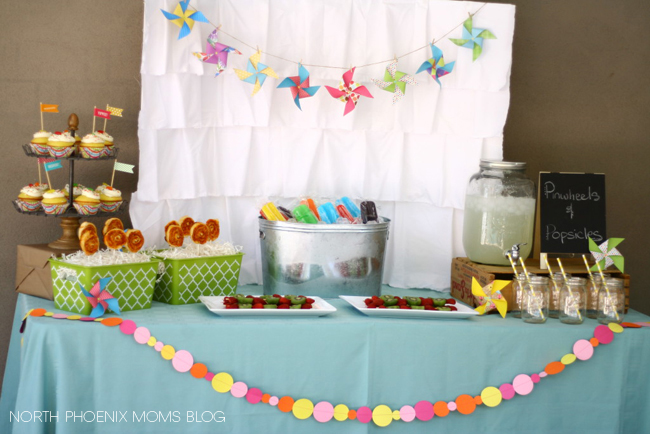 North Phoenix Moms Blog - Pinwheels and Popsicles - Mindy Alyse Celebrations 005