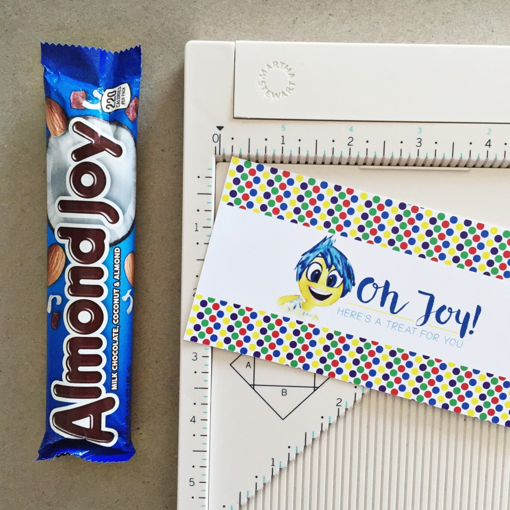 North Phoenix Moms Blog - Inside Out - Oh Joy Treat Sleeve Printable