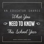 An Educator Shares What You Really Need To Know This School Year