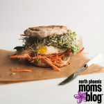 Foodie Friday: The One Minute Breakfast Sandwich