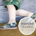 Mooshu Trainers Shoe Giveaway – First Steps With Sweet Style