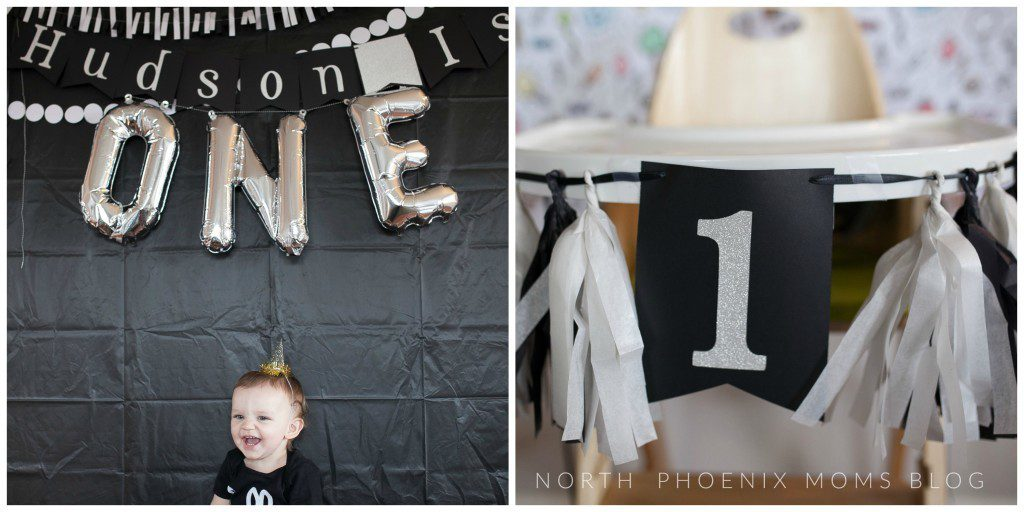 North Phoenix Moms Blog - Mindy Aylse Celebrations - Birthday Banner