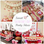 Valentine's Day Party Inspiration