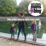 Mom Guilt: A Result of Going Back to Work