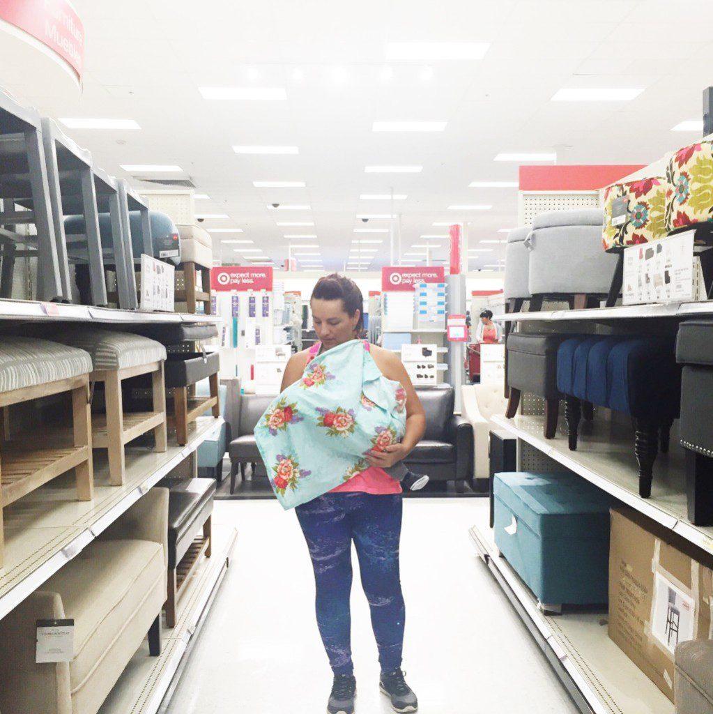 North Phoenix Moms Blog - Breastfeeding in Public