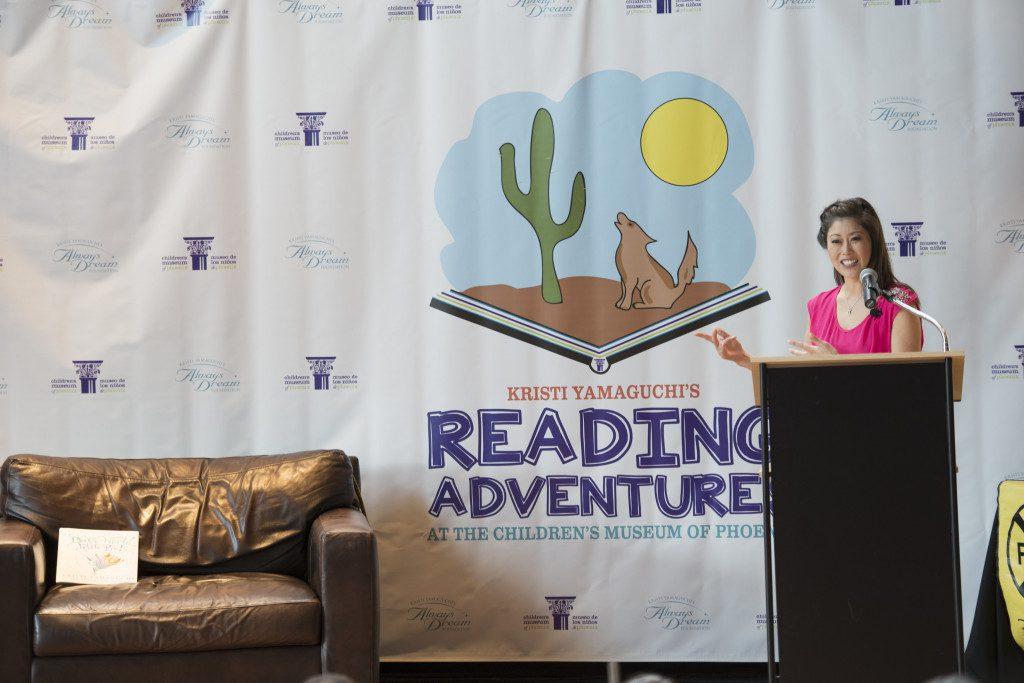 Reading Festival at Children's Museum