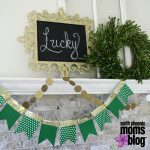 DIY: St. Patrick's Day Banner
