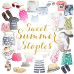 STYLE: Sweet Summer Staples