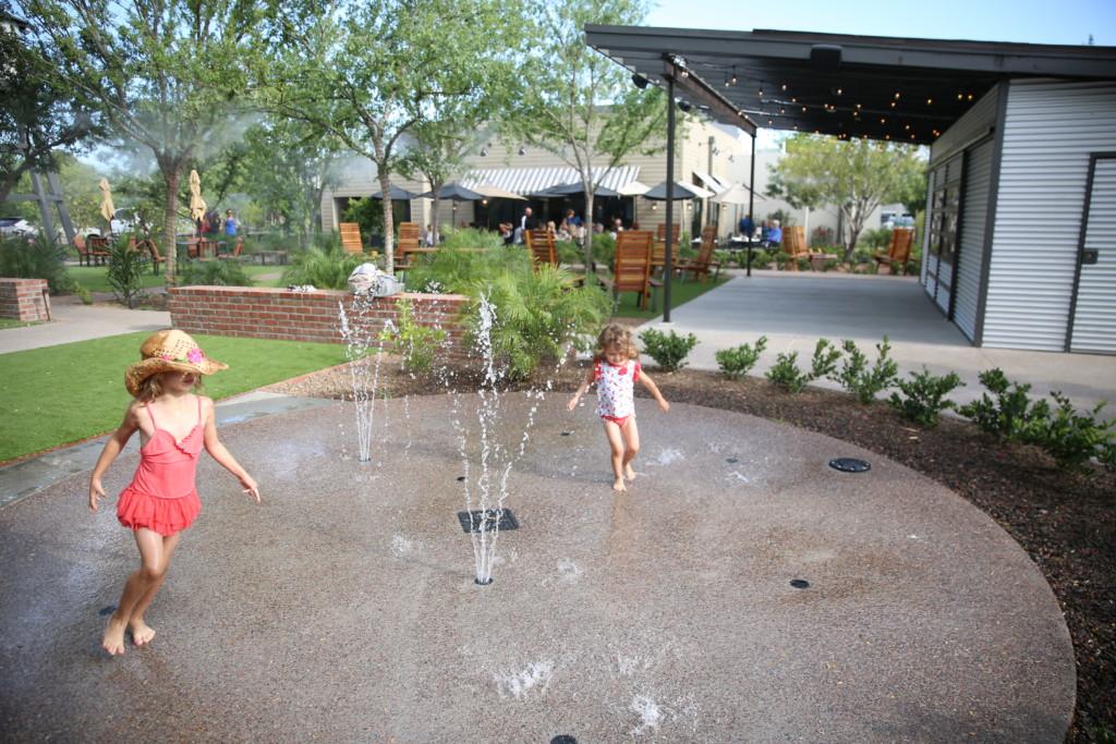The Orchard Splash Pad