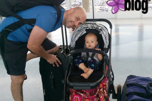 North Phoenix Moms Blog - Traveling with Baby 4 copy