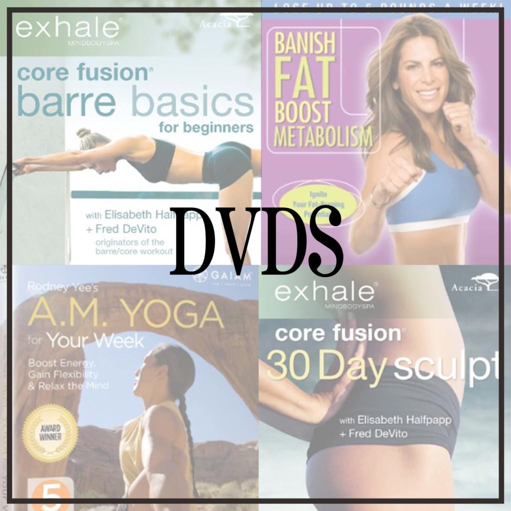 dvd workouts