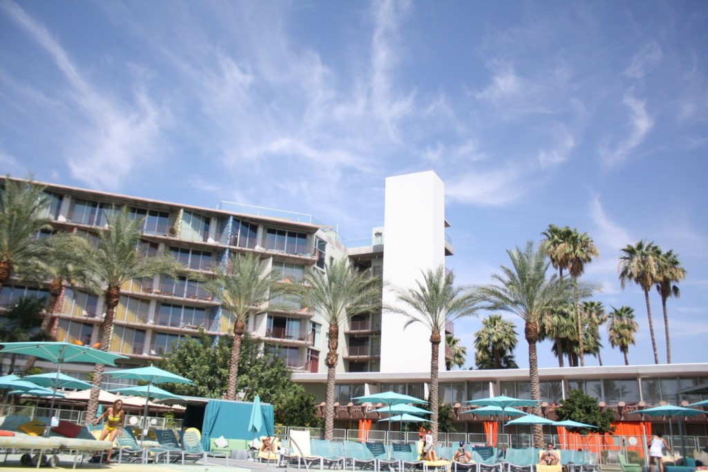 Hotel Valley Ho staycation
