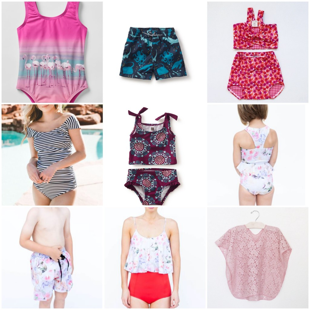 Style- Mama & Mini Swimsuits