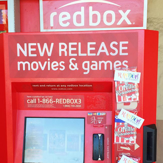 Redbox Random Acts of Kindness North Phoenix Moms Blog
