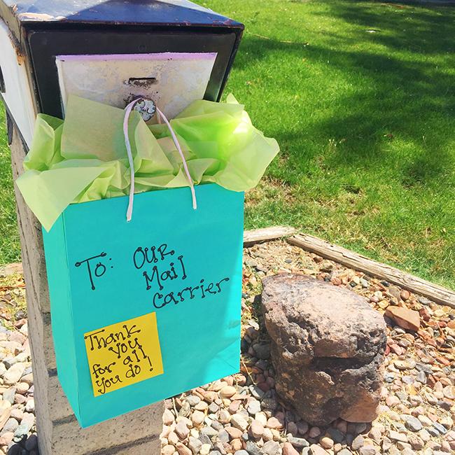 Mailman Random Acts of Kindness North Phoenix Moms Blog