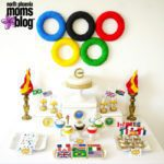 How To Throw An Awesome Olympic Party Your Kids Will Love