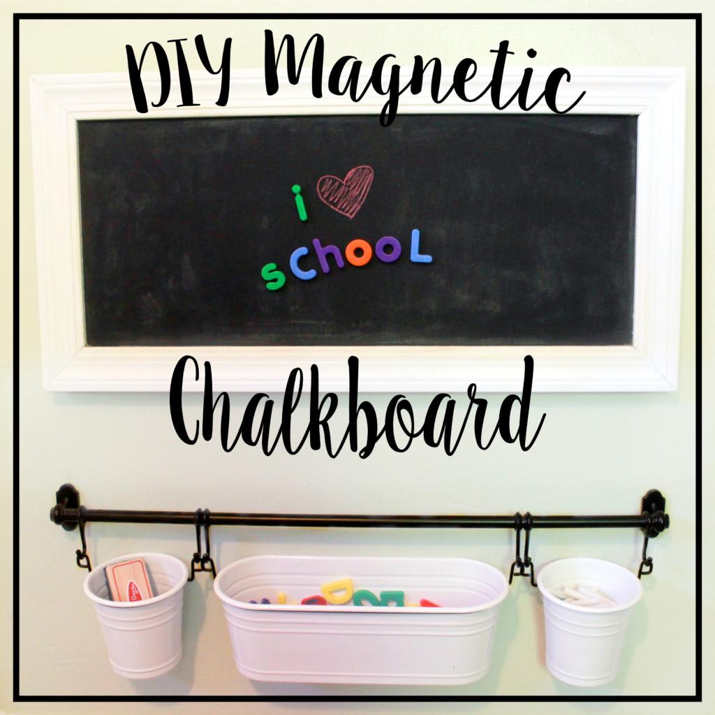 chalkboard cover