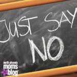 Do You Need to Learn to Say No, As Back to School Starts?