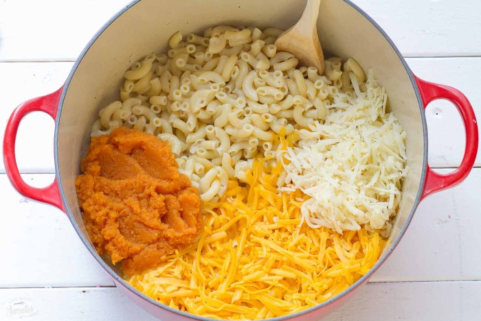Pumpkin Recipes Macaroni and Cheese North Phoenix Moms Blog