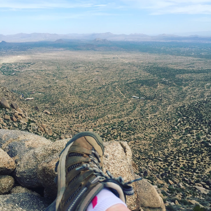 Hiking Saves my Sanity North Phoenix Moms Blog