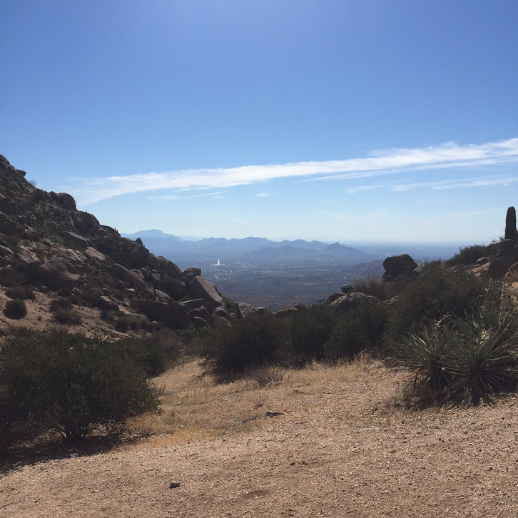Hiking Trails in Phoenix North Phoenix Moms Blog